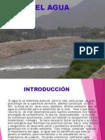 Abastecemiento de Agua - El Agua Diapositiva