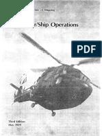 Guía Operaciones Helicóptero Barco
