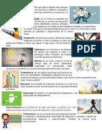 Eficaz,Autoaprendizaje, Integracion, Optimismo, Metodo Competencia