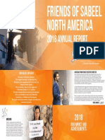 FOSNA 2018 Annual Report
