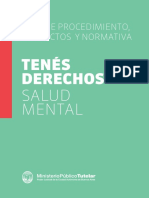 Normativa Salud Mental Buenos Aires