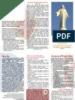 CENTENARIO DE LA CONSAGRACIÓN DE ESPAÑA AL SAGRADO CORAZÓN DE JESÚS