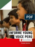 Resumen Ejecutivo Young Voice Perú