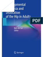 Developmental Dysplasia and Dislocation of the Hip in Adults 2018