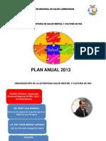 Plan Salud Mental