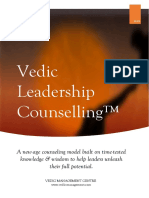 Vedic Leadership Counselling