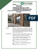 Property Particulars - Hampstead Road Commercial - Dec 2018