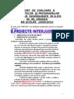 0raportproiecteinterjudetene - Copie.doc