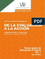 COMUNICACION Y LENGUAJE. CUADERNILLO PEDAGOGICO TERCER GRADO.pdf