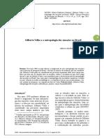 Gilberto Velho e a Antropologia Das Emoções No BR pdf