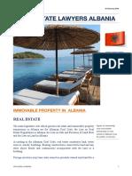 Albania Real Estate Attorneys