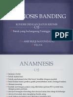 Diagnosis Banding Pertusis