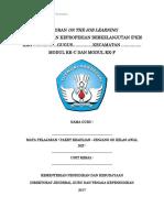 Lampiran 2 Jurnal Kegiatan Mandiri PKB SD Kelas Bawah