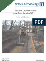 Godolphin and Latymer School, Iffley, London