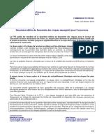 19.02.06 Baromètre Des Risques Émergents Pour l'Assurance - 2ème Édition