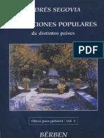 A.segovia - Vol.1 - Preludios y Estudios - Berben