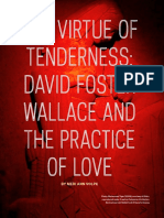The Virtue of Tenderness David Foster Wa