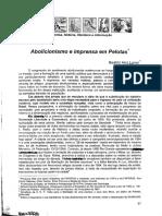 LONER, Beatriz A - Abolicionismo e imprensa em Pelotas.pdf