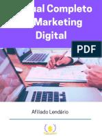 O Manual Completo Do Marketing Digital