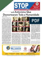 Jornal Stop Destruicao Do Mundo n 98