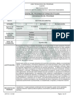 Informe Programa de Formación Titulada(1)