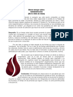 Breve Ensayo 1 PDF