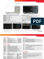 Keysight Oscilloscopes