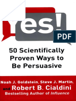 Yes! 50 Scientifically Proven Ways to Be Persuasive ( PDFDrive.com )