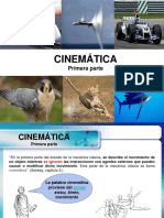 Fisica cinemática 1D