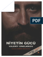 Niyetin Gücü-Valeriy Sinelnikov