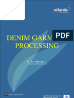 Denim Garments Processing 1