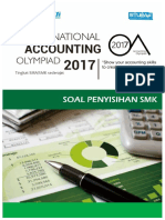 Soal Olimpiade Akuntansi Nasional (OAN)