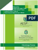 06 Apostila PEFOCE 2015 - Odontologia Forense