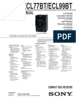 Diagrama Minicomponente Sony_modelo Hcd-ecl77bt_hcd-Ecl99bt_ver.1.0 Vieje de Beto Gomez