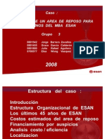 TRABAJO FINAL GRUPAL METODO DE CASOS  2008  Grupo  3  Plan de Contingencia