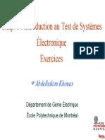 Ele6306 Exo1 Introduction