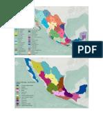 Mapas hidrológicos
