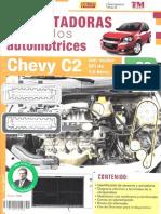 30 Ecm Chevy c2 Motor Sfi 1.6 l.