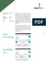 Simply Links // Deutsch
