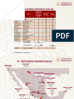 17 Regiones Prioritarias 6 Feb