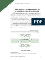 11.3 Metodología de La Mejora Continua Del PDCA Al Problem Solving y Al Six Sigma
