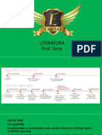 Plataforma Elite Literatura - Panoramica