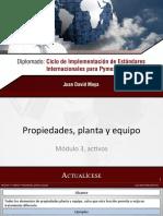 03 Propiedad Planta y Equipo