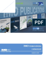 IMO Publications Catalogue March 2018