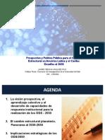 Prospectiva y Politica Publica Desafios Al 2030