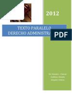 Derecho Administrativo de  Guatemala