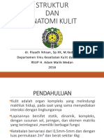 DMS1-K3-Struktur & Anatomi Kulit.pptx