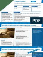 SAP Migration case study