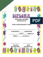 Diploma Ejemplo