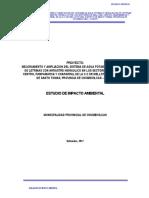 Estudio de Inpacto Ambiental Mellototora
